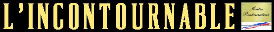l'incontournable logo