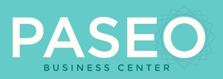 Paseo Logo