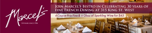 Marcel\'s Bistro - Fine French Cuisine & Zazou Private Dining
