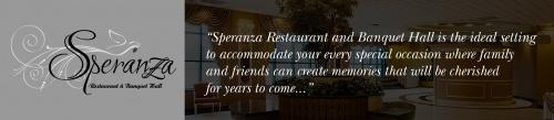 Speranza Banquet Hall & Restaurant