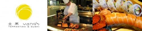 Yang\'s Teppanyaki & Sushi