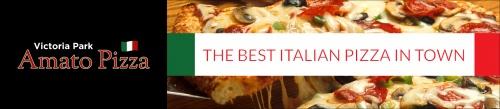 Victoria Park Amato Pizza