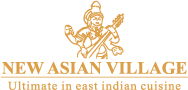 New Asian Village Logo