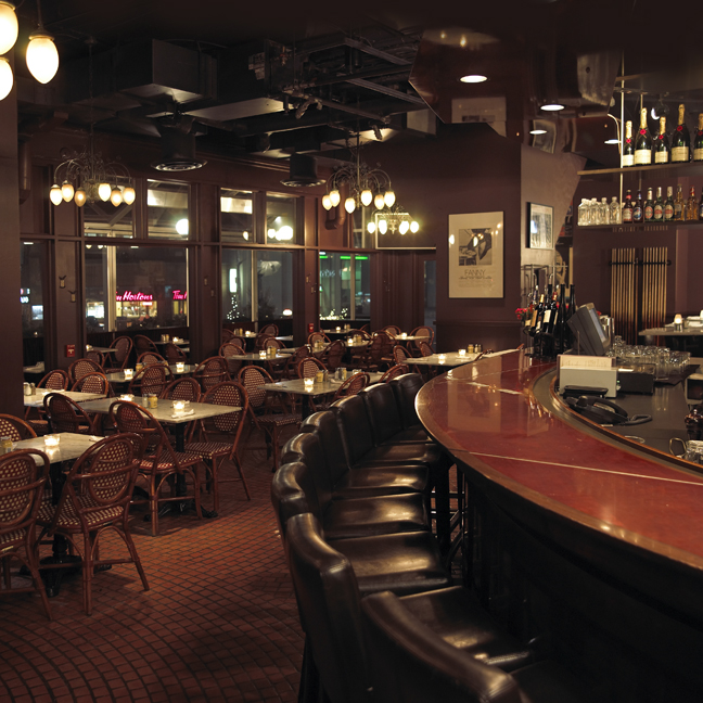 American Diner Themed Dining Rooms