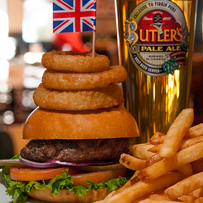 Firkin Group of Pubs Burgers and Beer