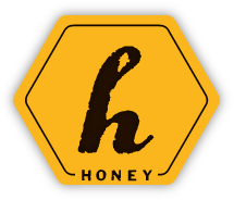 Honey Restaurant Logo