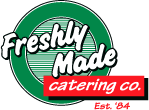 Freshly Made Catering Logo
