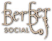 Berber Social Logo