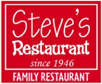Steve's Restaurant Logo