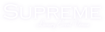 Supreme Luxury Event Venue Logo