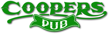 Coopers Pub Logo