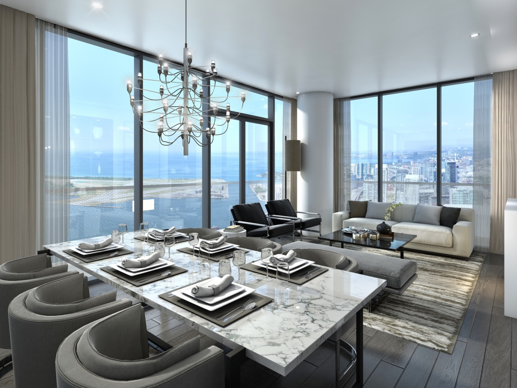 Harbour Plaza Penthouse Collection