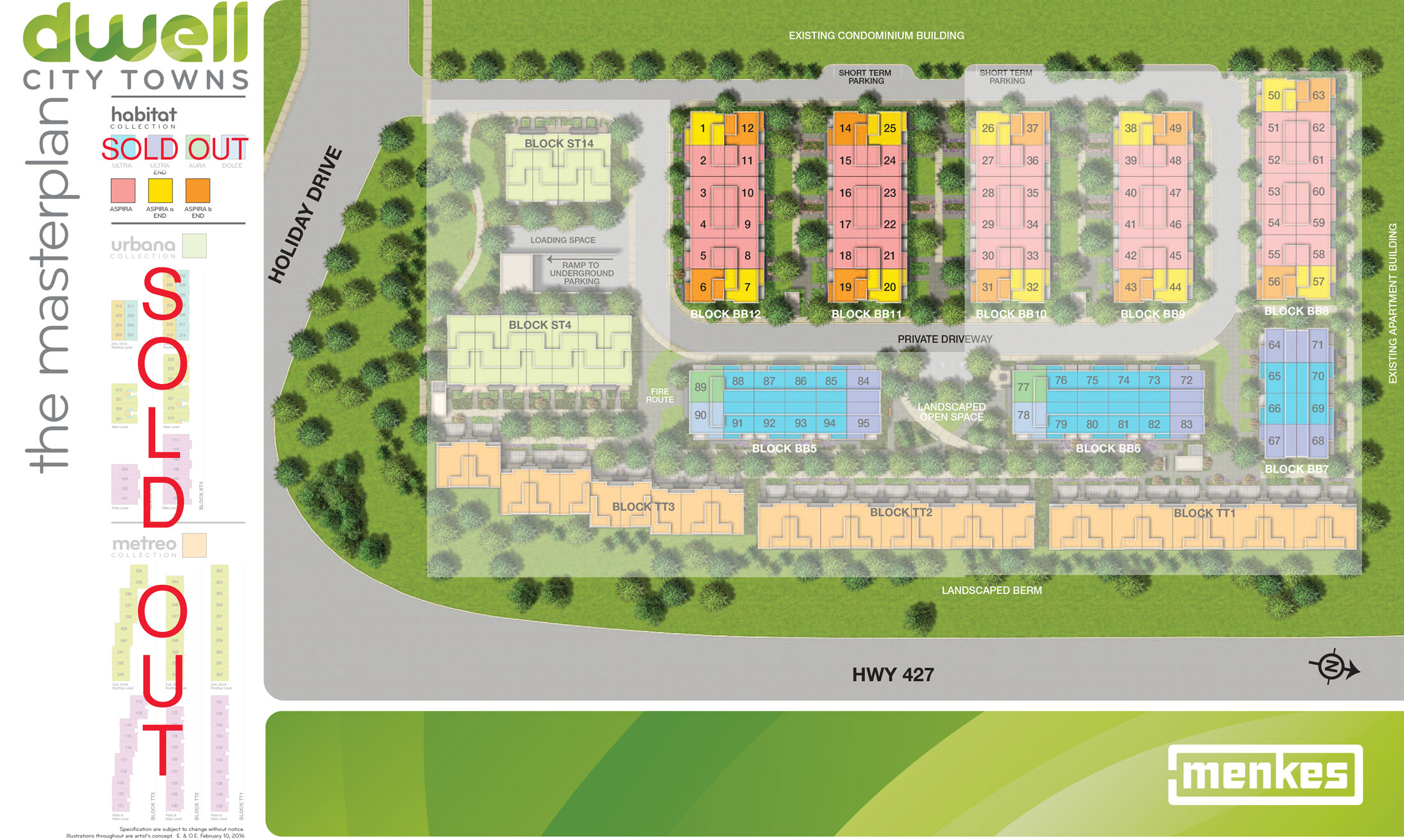 Community masterplan dwell city towns for Dwell homes floor plans