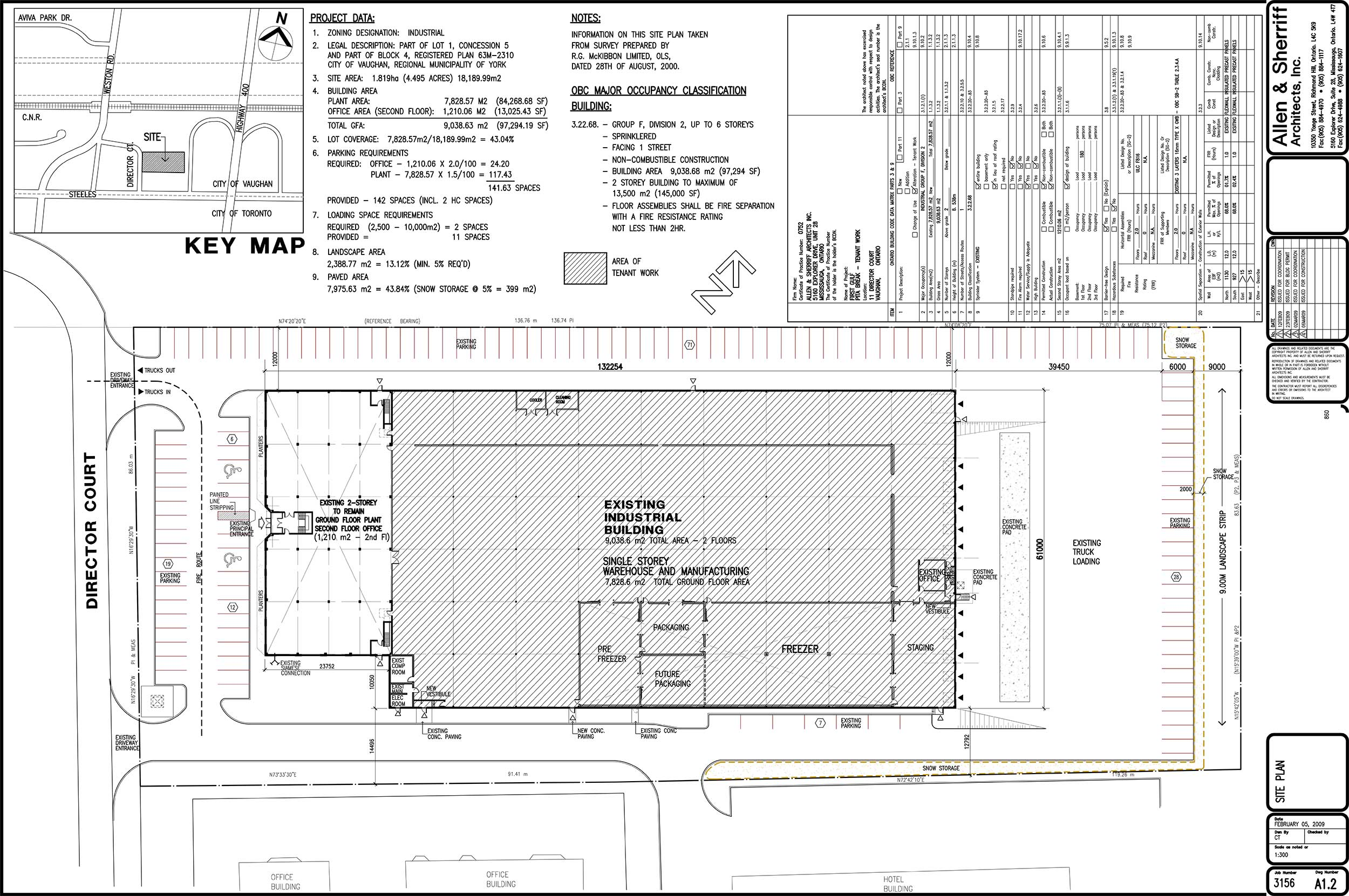 Registration – Site Drawings For Site Plan