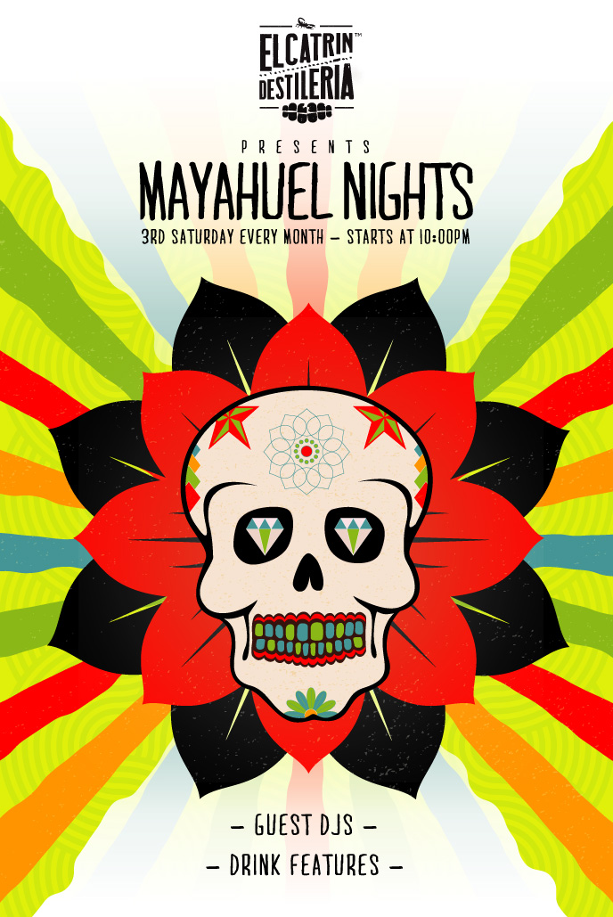May 14 - Mayahuel Nights