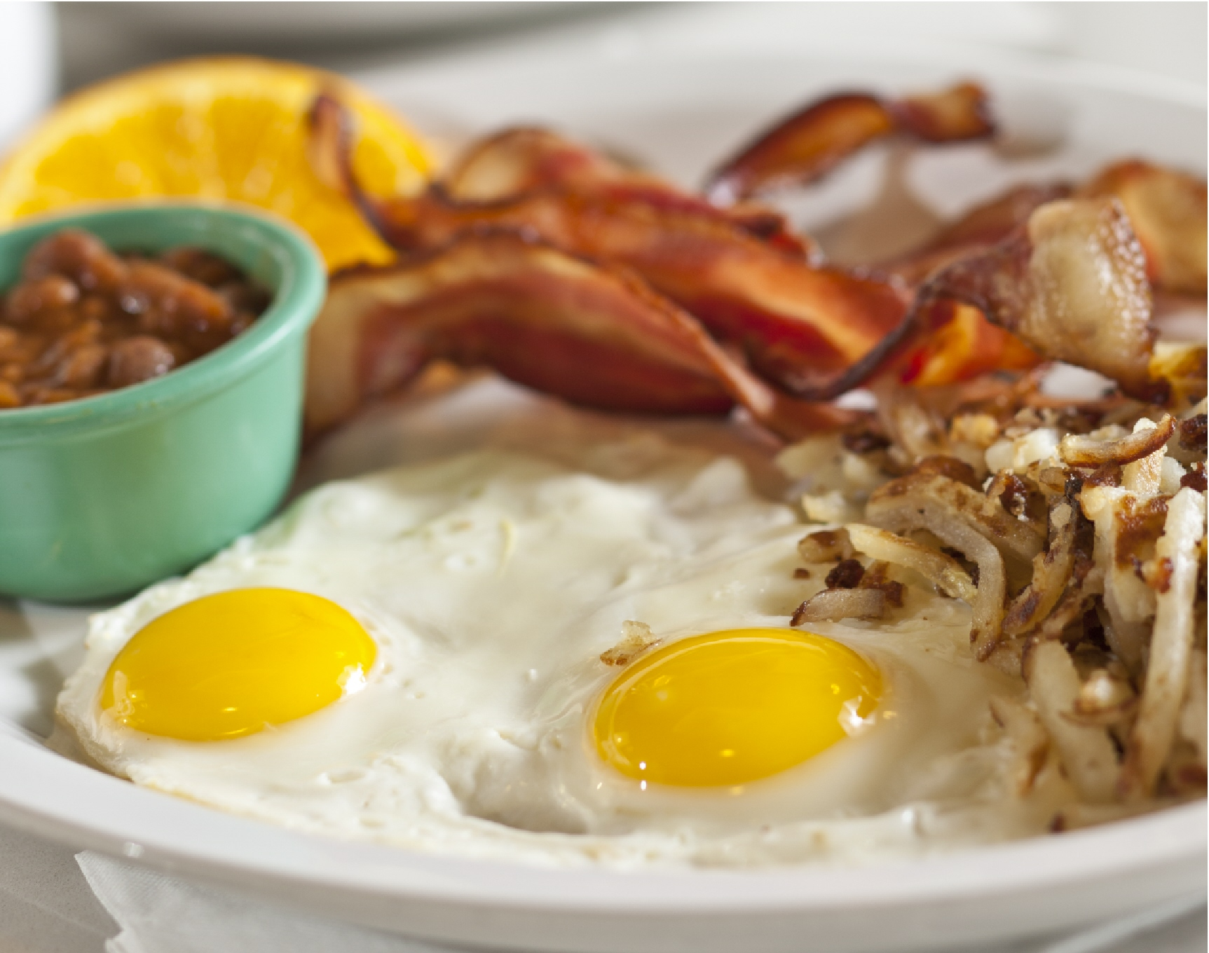 Weekday breakfast special for $6.99 at Jack's Family Restaurant