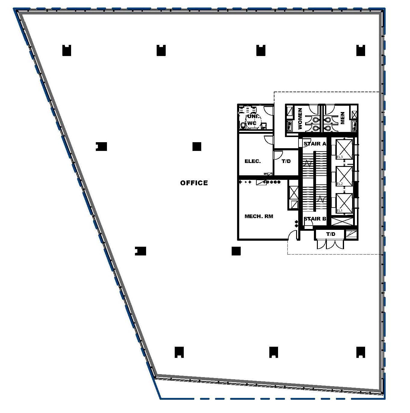 Floorplan thumbnail of The Exchange – 5th Floor