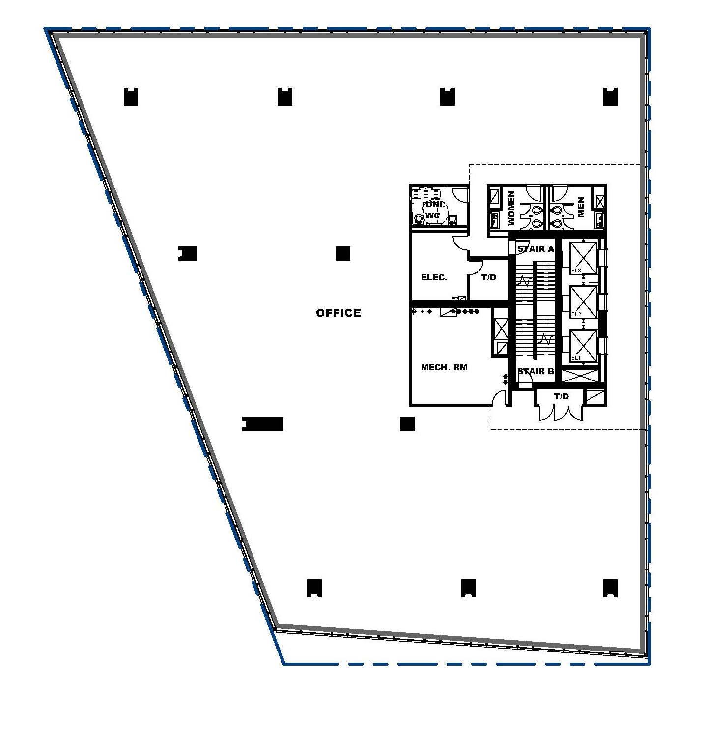Floorplan thumbnail of The Exchange - 7th floor
