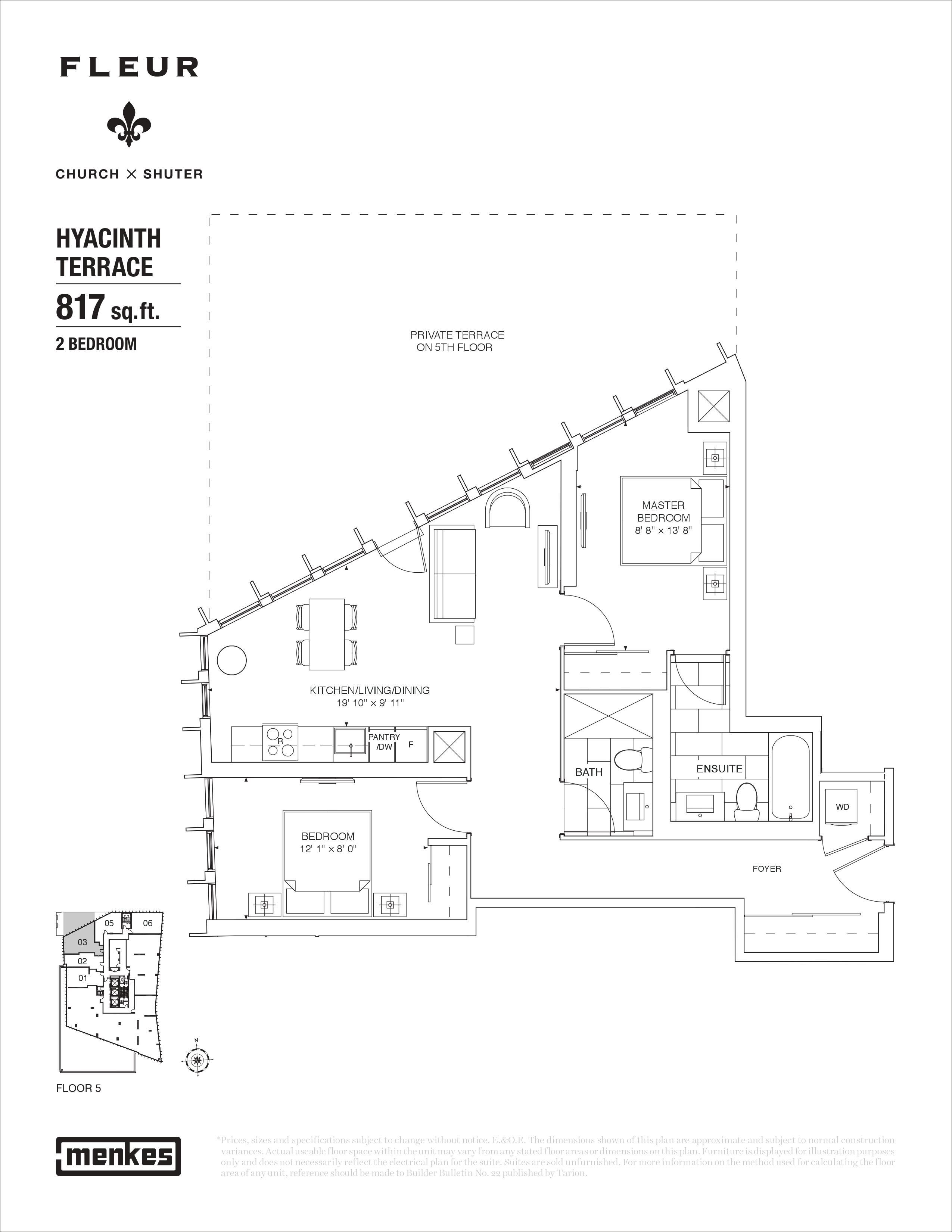Hyacinth Terrace