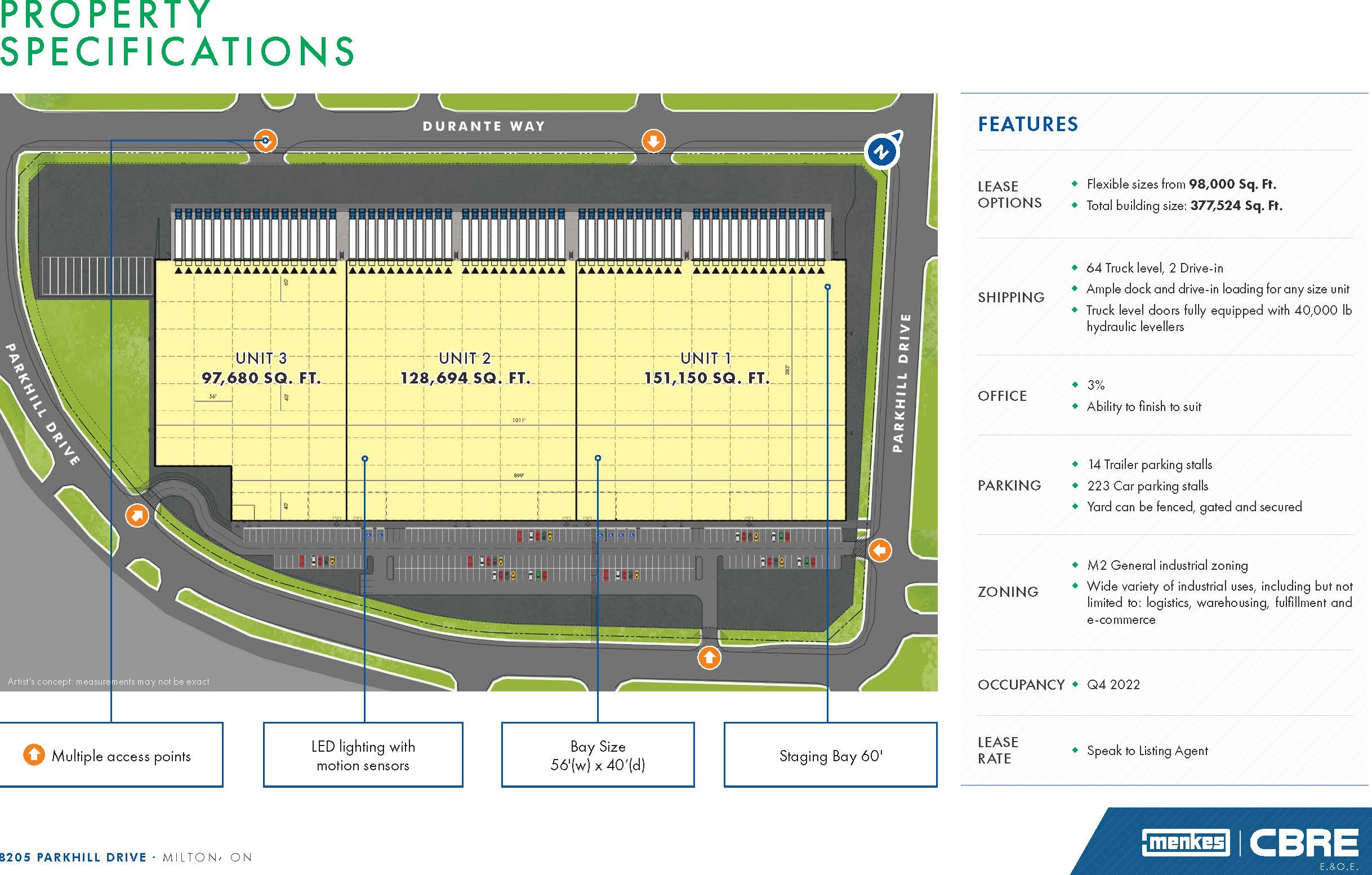 Floorplan thumbnail of Available For Lease
