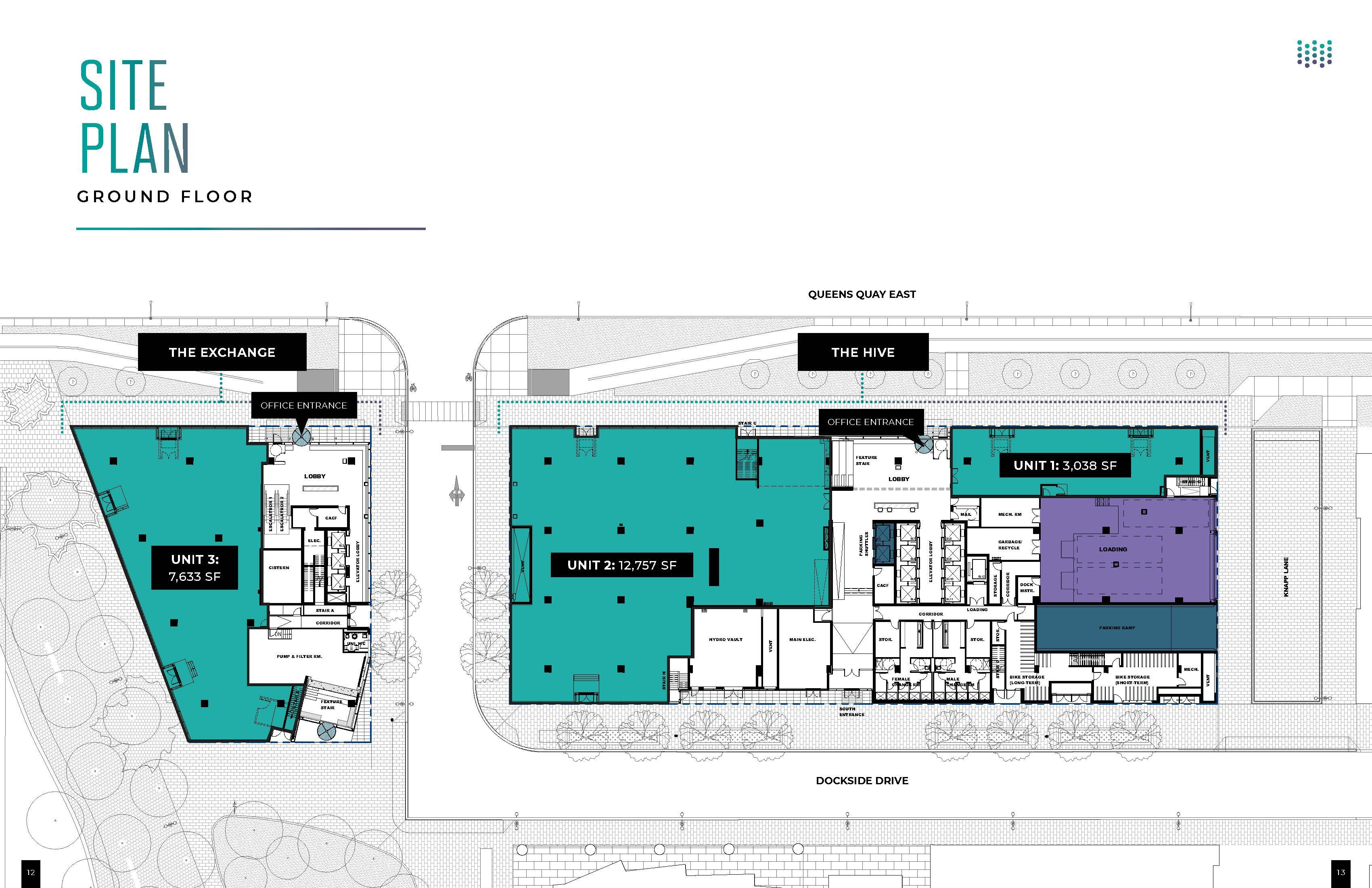 Floorplan thumbnail of Site Plan